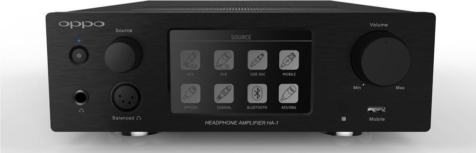 oppo digital announces ha 1 headphone amplifier audiophilepure