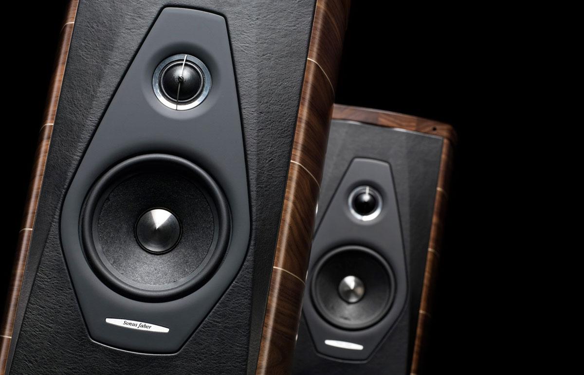 sonus faber olympica i loudspeakers review audiophilepure. Black Bedroom Furniture Sets. Home Design Ideas