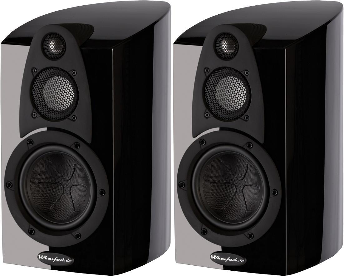 Wharfedale Jade 1 Bookshelf Speakers Pair on Best Speakers For Car Audio System