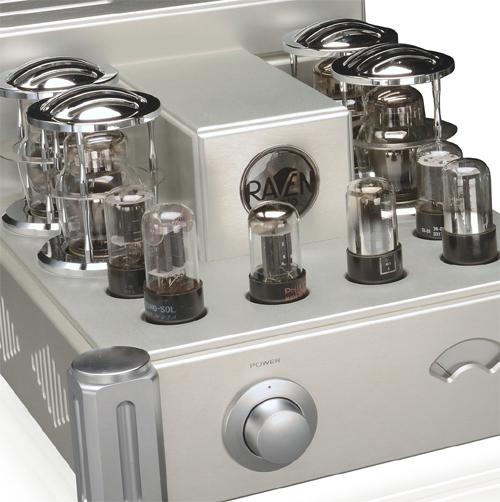 Raven Audio Spirit Mk2 monoblocks $13,990/pair, Review – Audiophilepure