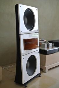 PureAudioProject Trio15 Horn1 Speaker Review | Audiophilepure